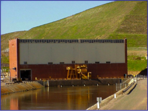 O'NEILL PUMPING PLANT AND INTAKE CHANNEL
